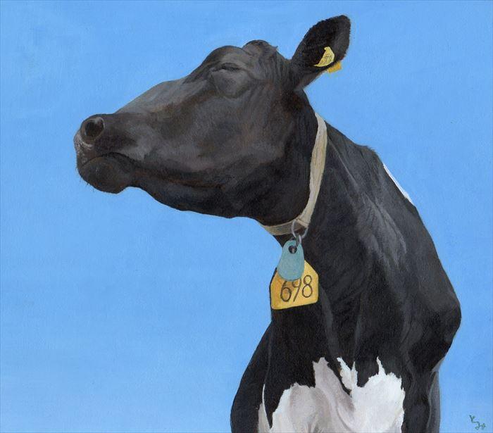 mihotomita-牛と空